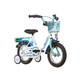 "Vermont Girly Childrens Bike 12"" blue"